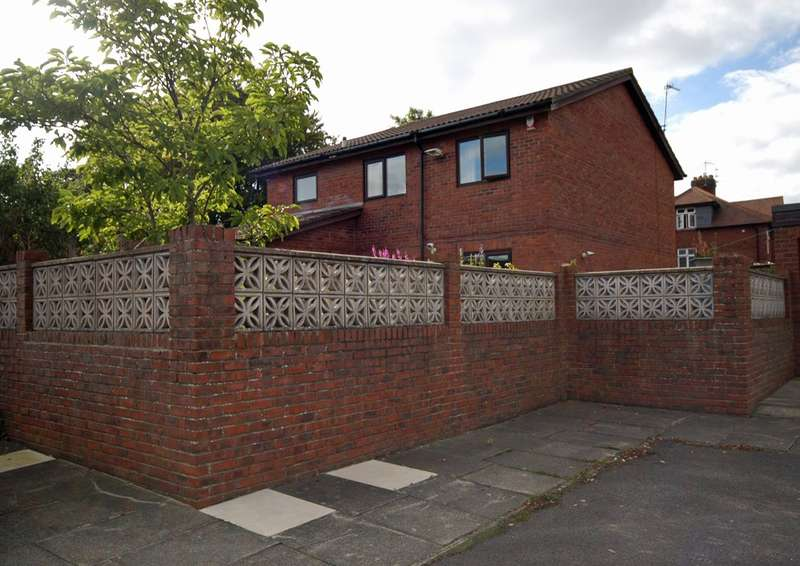 4 Bedrooms House for sale in Reid Park Court, Newcastle Upon Tyne