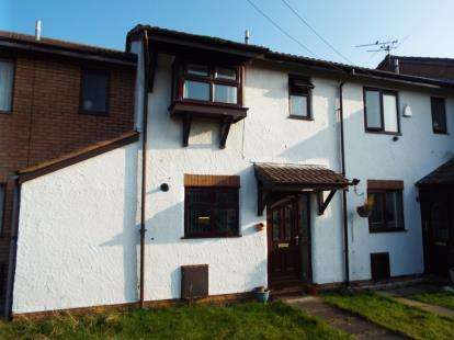2 Bedrooms Terraced House for sale in Laurel Grove Mews, Towyn, Abergele, Conwy, LL22