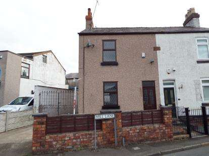 2 Bedrooms Semi Detached House for sale in Mill Lane, Great Sutton, Ellesmere Port, Cheshire, CH66