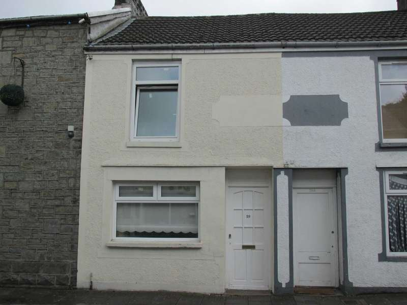 3 Bedrooms Terraced House for sale in Bridge Street, Troedyrhiw, Merthyr Tydfil