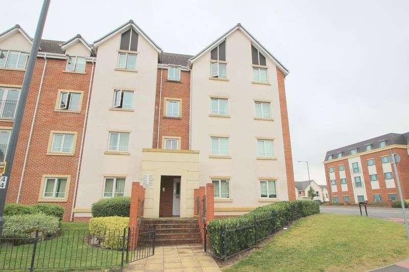 2 Bedrooms Flat for sale in Birmingham Road, Stratford-Upon-Avon