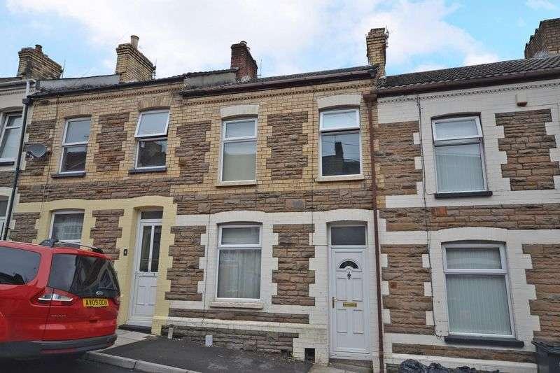 3 Bedrooms Terraced House for sale in Locke Street, Newport