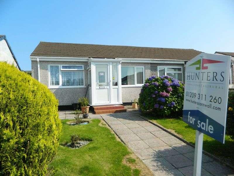 2 Bedrooms Semi Detached Bungalow for sale in Pencoys, Four Lanes
