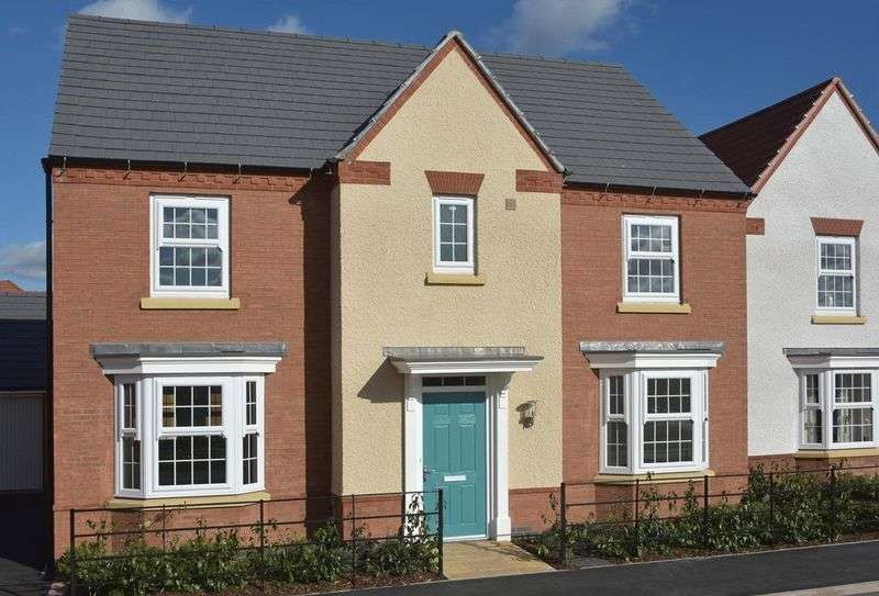 4 Bedrooms Detached House for sale in Plot 399, The Edwalton