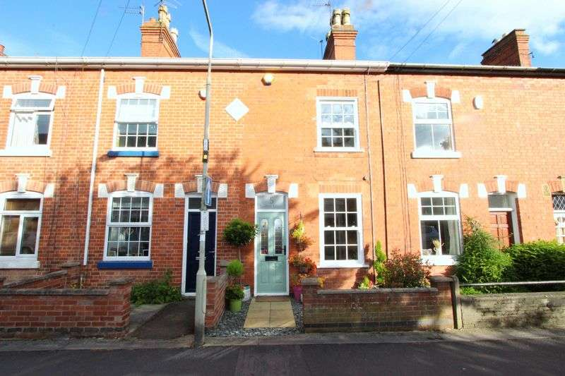 2 Bedrooms Terraced House for sale in Barwell Road, Kirby Muxloe