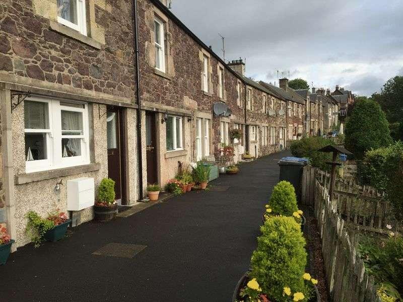 2 Bedrooms Property for sale in 4 Burnside Terrace, Biggar