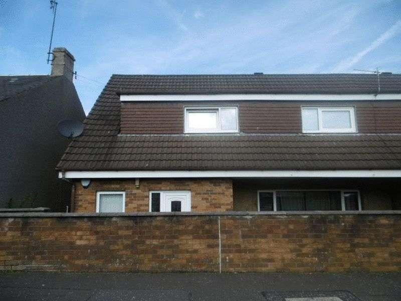 3 Bedrooms Semi Detached House for sale in 26 East Main Street, Armadale