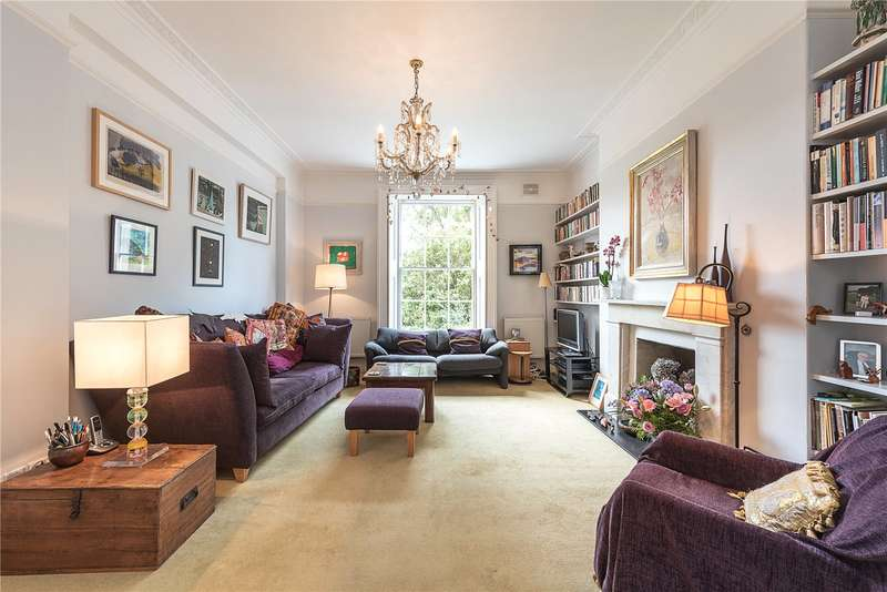 4 Bedrooms Semi Detached House for sale in Eton Villas, Belsize Park, London, NW3