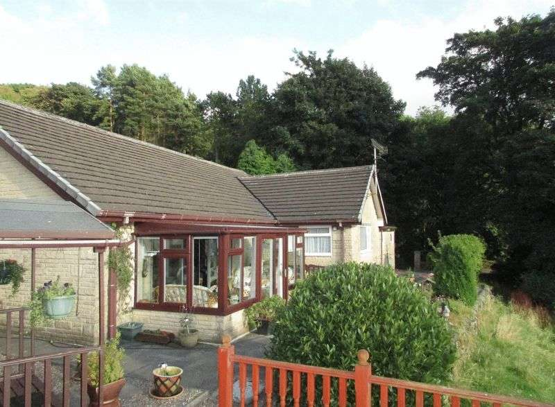 3 Bedrooms Detached Bungalow for sale in Birks Lane, Walsden
