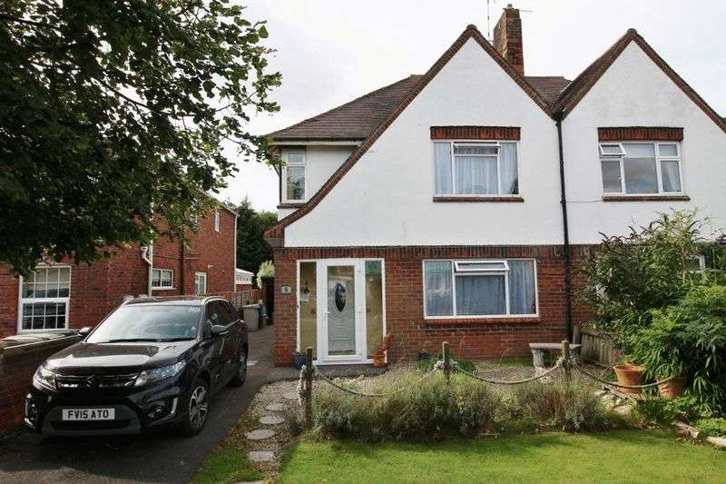 3 Bedrooms Semi Detached House for sale in Skegness