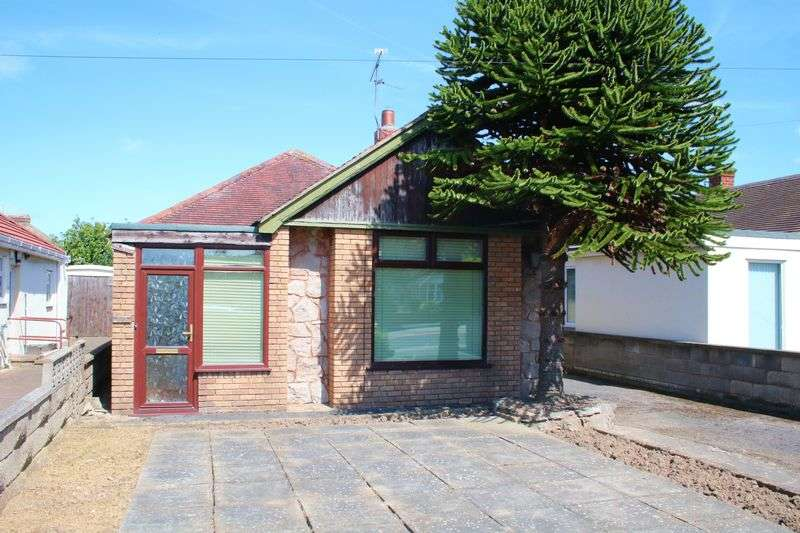 2 Bedrooms Detached Bungalow for sale in Rhuddlan Road, Rhyl