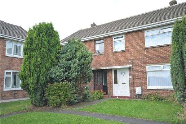 3 Bedrooms Link Detached House for sale in Hamsterley Gardens, Stanley