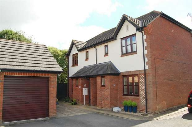 3 Bedrooms Semi Detached House for sale in 10 Aikman Green, Grandborough, RUGBY, Warwickshire