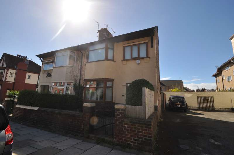 3 Bedrooms House for sale in Grosvenor Street, Wallasey