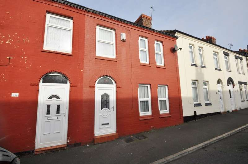 3 Bedrooms House for sale in Lancaster Avenue, Wallasey