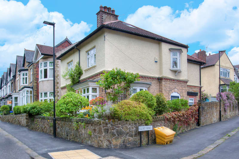 4 Bedrooms Detached House for sale in 1 Fulney Road, Sheffield, S11 7EW