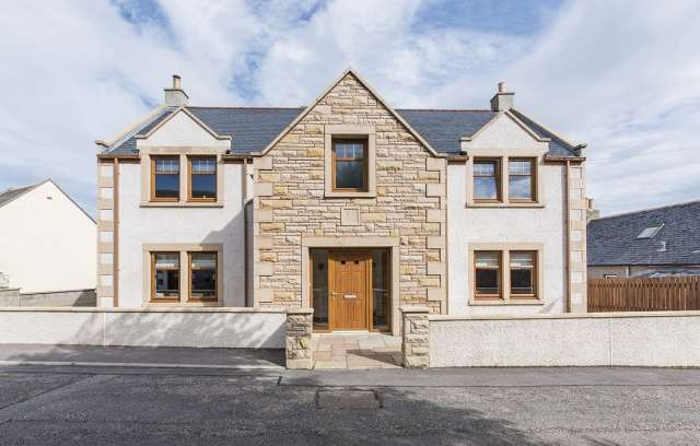 5 Bedrooms Detached House for sale in High Street, Portknockie, Moray, AB56 4LD