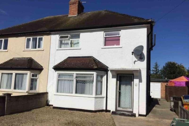 3 Bedrooms Semi Detached House for sale in Rupert Road, Cowley
