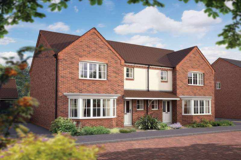 3 Bedrooms Semi Detached House for sale in Iddeshale Gardens, Shifnal, TF11