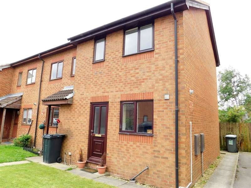 2 Bedrooms Town House for sale in Eaton Square, Middleton