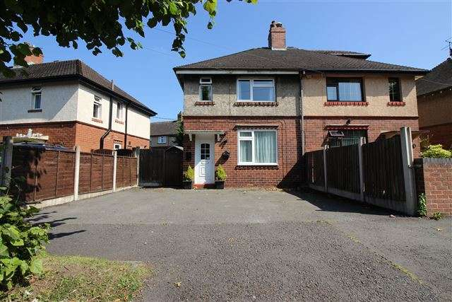 2 Bedrooms Semi Detached House for sale in Argles Road, Leek, Staffordshire, ST13 6PG
