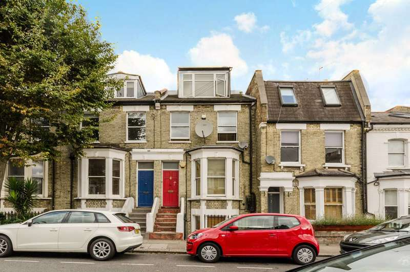 4 Bedrooms House for sale in Averill Street, Hammersmith, W6