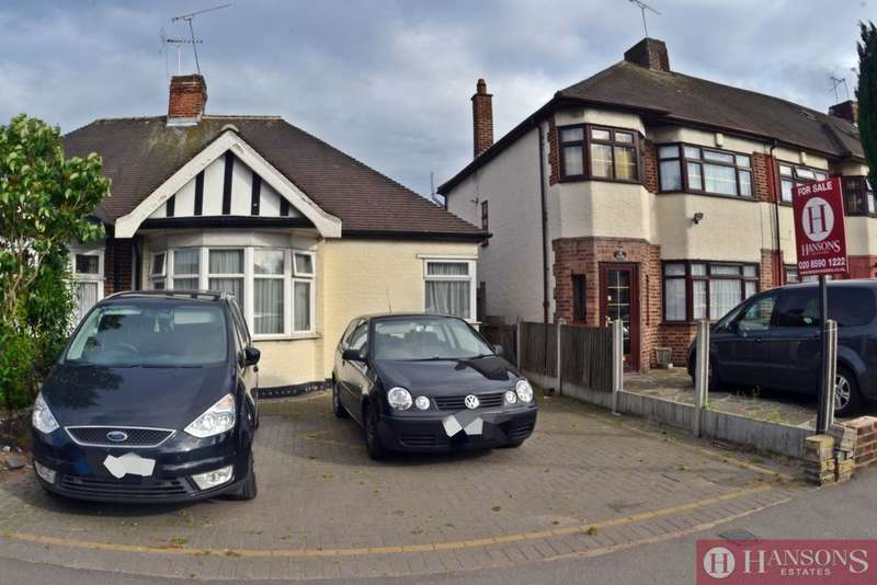 2 Bedrooms Bungalow for sale in Eastern Avenue, Newbury Park, IG2