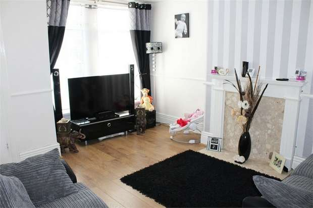 2 Bedrooms Terraced House for sale in Hardy Street, Hull, East Riding of Yorkshire