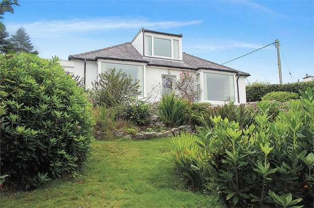 3 Bedrooms Detached House for sale in Kippford, Dalbeattie, Dumfries and Galloway