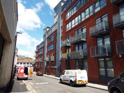 1 Bedroom Flat for sale in Mandale House, 30 Bailey Street, Sheffield, South Yorkshire