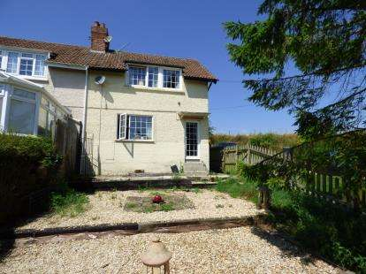 3 Bedrooms Semi Detached House for sale in Enford, Pewsey, Wiltshire