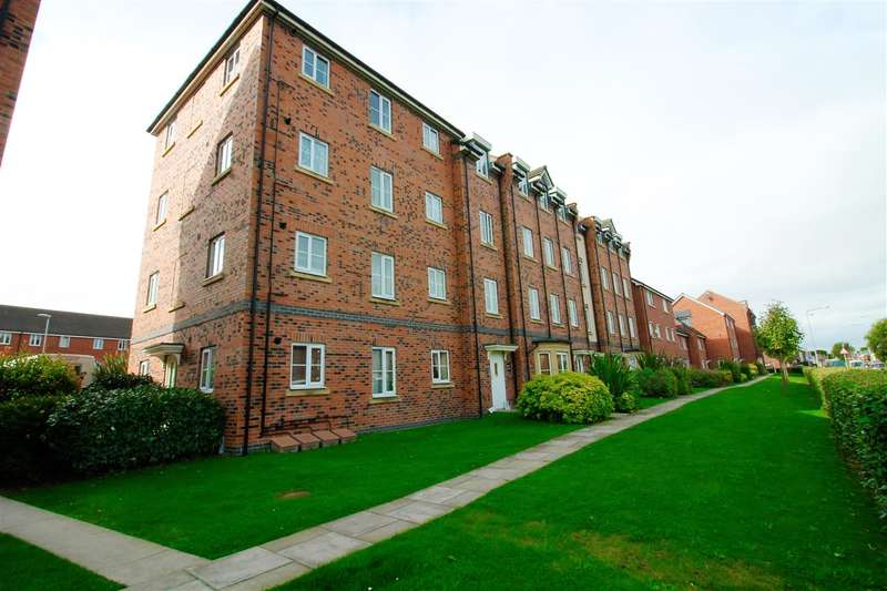 2 Bedrooms Apartment Flat for sale in Redfearn Walk, Marsh House Lane, Warrington