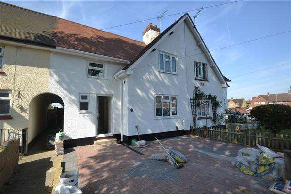 4 Bedrooms Terraced House for sale in Bedfont Close, Bedfont