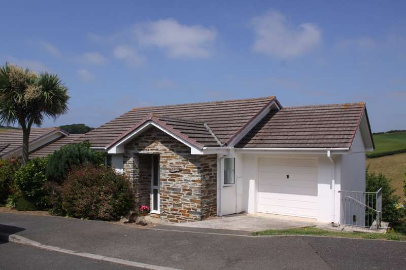 4 Bedrooms Detached House for sale in 6 Platt Close, Salcombe, Devon TQ8 8NZ