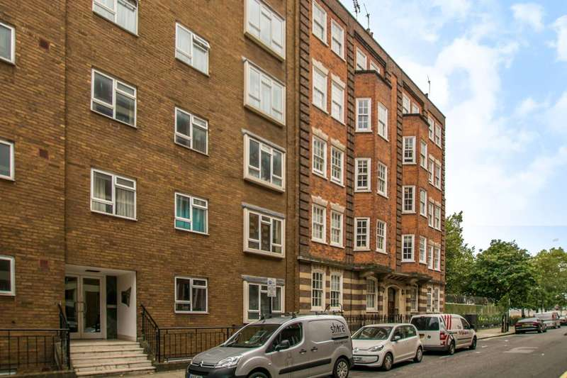 1 Bedroom Flat for sale in Luxborough Street, Marylebone, W1U