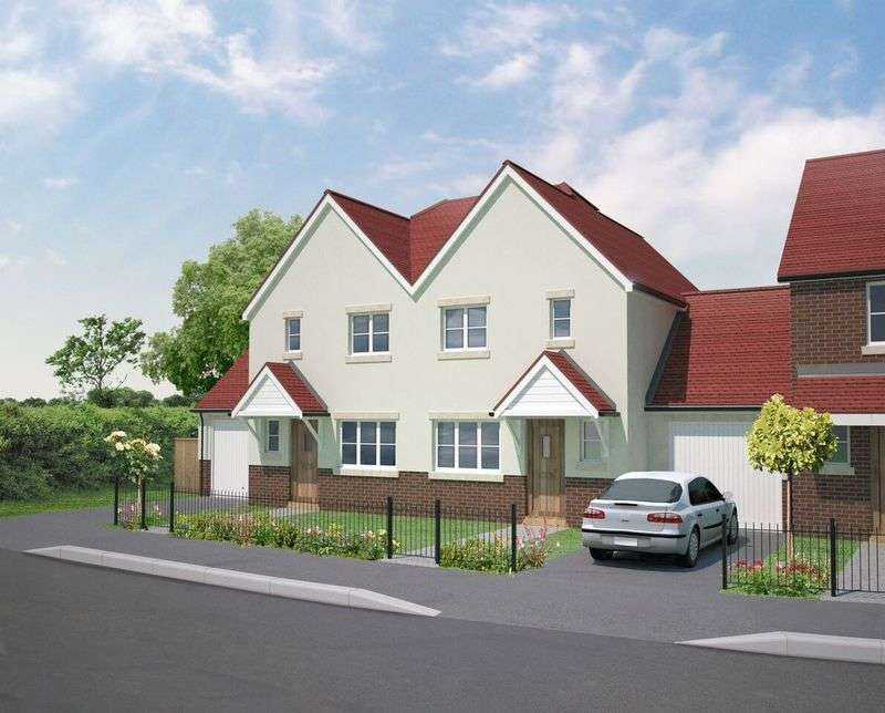 3 Bedrooms Semi Detached House for sale in Haygrove Park, Durleigh, Bridgwater
