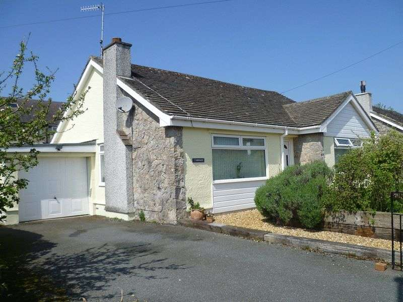 3 Bedrooms Detached Bungalow for sale in Menai Bridge