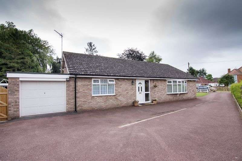 2 Bedrooms Detached Bungalow for sale in Middlegate Road, Frampton