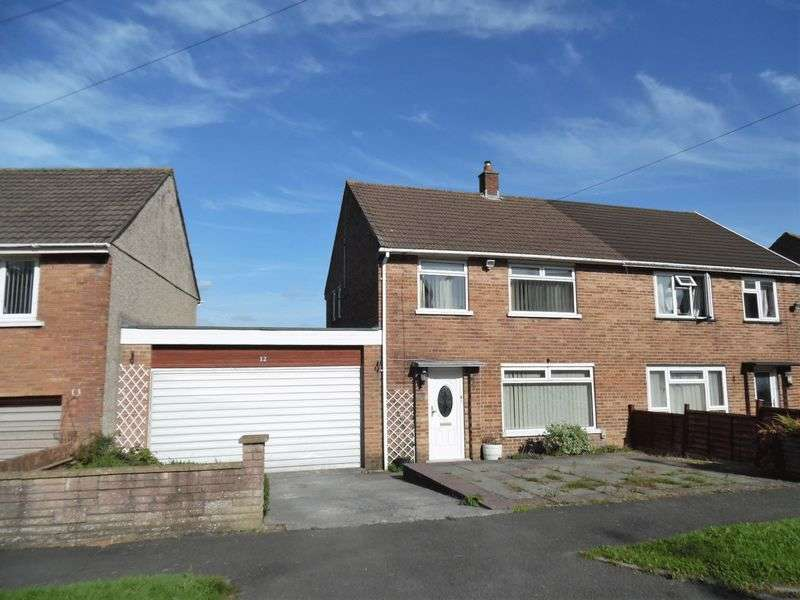 3 Bedrooms Semi Detached House for sale in Ael Y Bryn Bridgend CF31 4DG