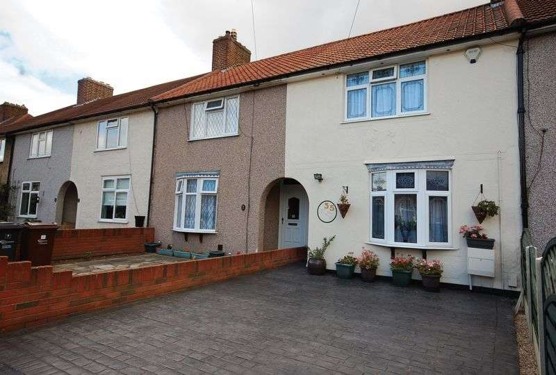 2 Bedrooms Terraced House for sale in Wren Road, Dagenham
