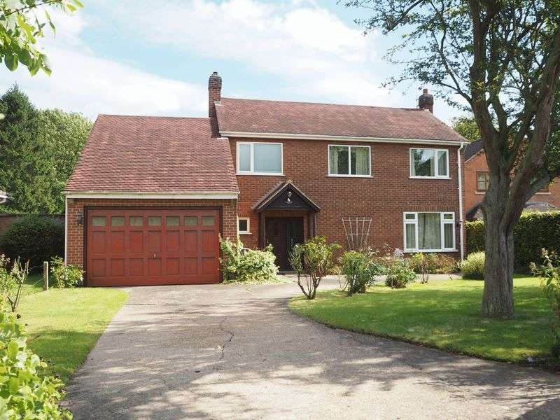 4 Bedrooms Detached House for sale in Wildacre, The Spinney, Winthorpe