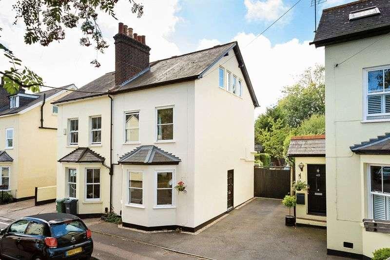 3 Bedrooms Semi Detached House for sale in Oatlands Road, Burgh Heath