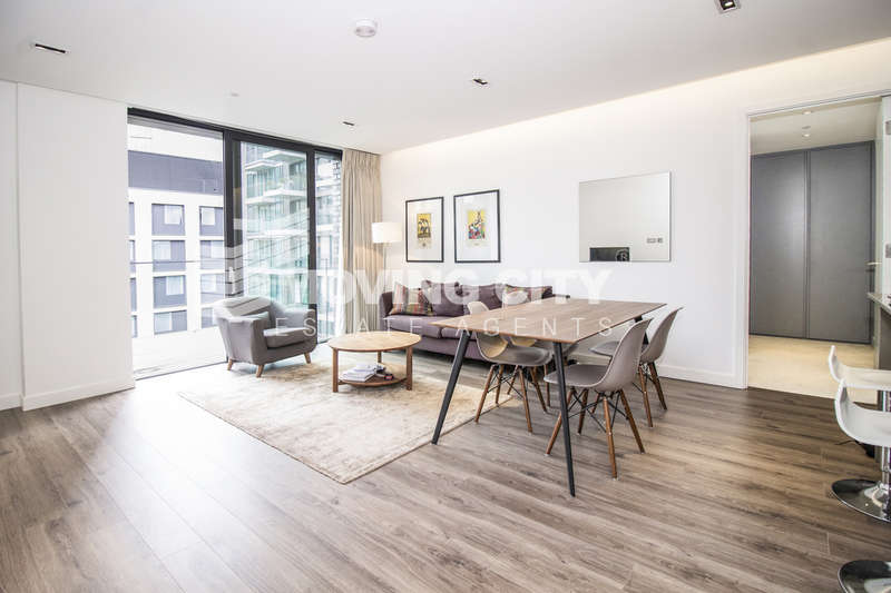 2 Bedrooms Flat for sale in Cashmere House, 37 Leman Street, Aldgate East