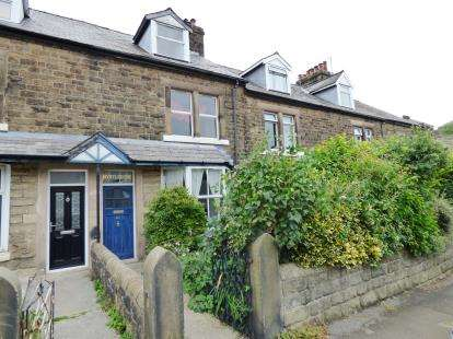 3 Bedrooms Terraced House for sale in Lightwood Road, Buxton