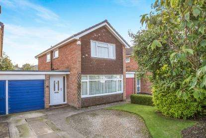 3 Bedrooms Link Detached House for sale in Farfield Avenue, Knaresborough, North Yorkshire, .