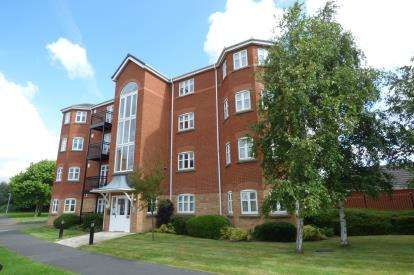 2 Bedrooms Flat for sale in Washington Drive, Chapelford Village, Warrington, Cheshire