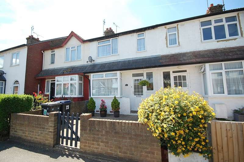 3 Bedrooms Terraced House for sale in Westmeads Road, Whitstable, Kent