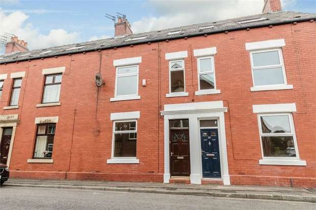 4 Bedrooms Terraced House for sale in Smalley Street, Castleton, Rochdale, Lancashire