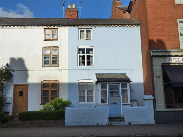 3 Bedrooms Terraced House for sale in The Homend, Ledbury, Herefordshire