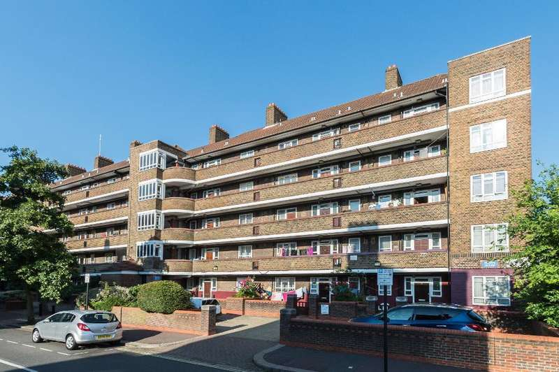 3 Bedrooms Flat for sale in Canada Way, White City Estate, London, W12 7QE